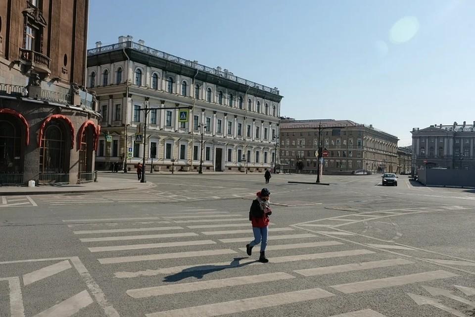 санкт петербург карантин последние новости